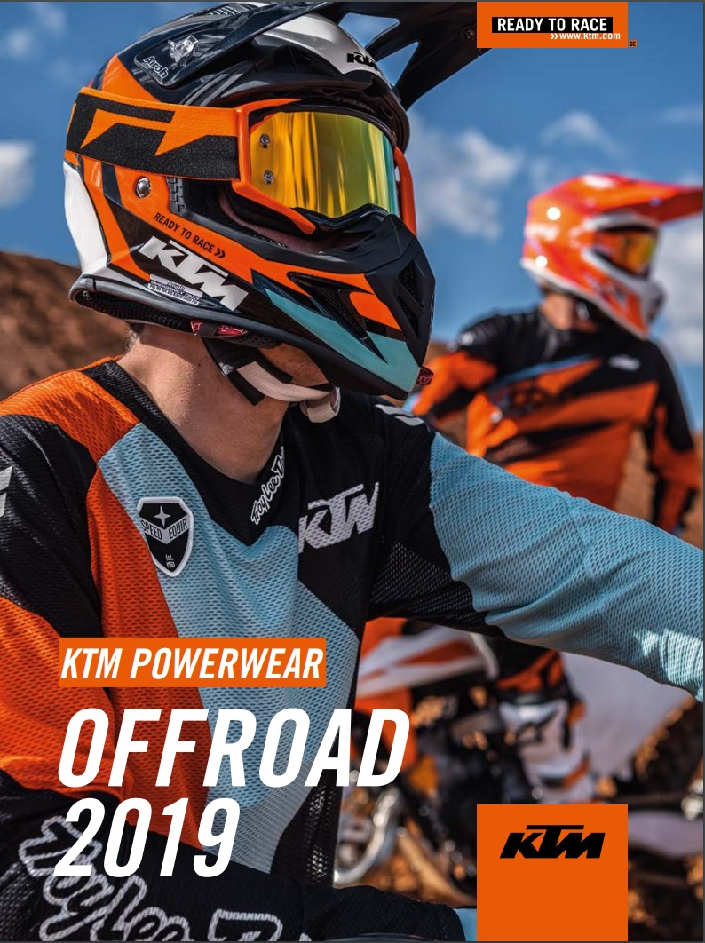 Powerparts Katalog<br /> für Offroad 2019