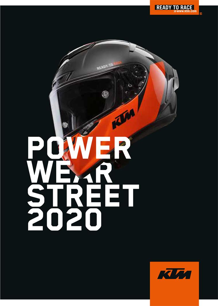 KTM PowerWear Street 2020