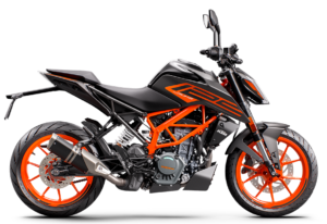 KTM 125 DUKE 2021